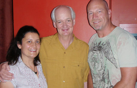 Lisa Merchant & Colin Mochrie