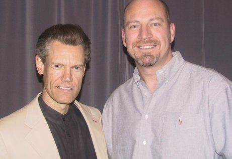 Randy Travis & Drew Marshall