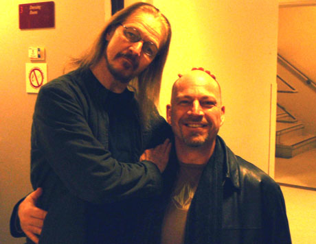 Drew Marshall & Ted Neeley